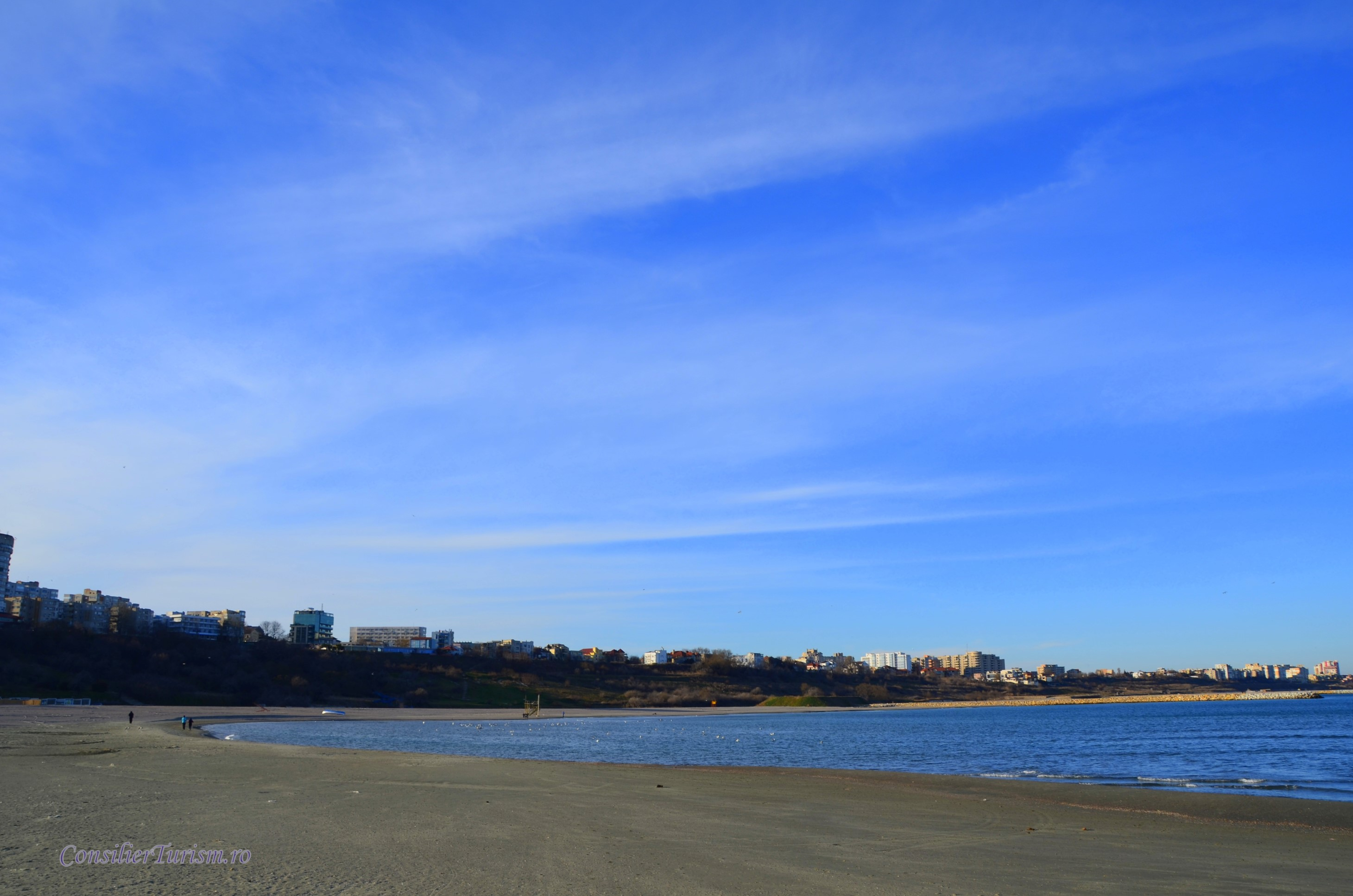 plaja tataia Constanta