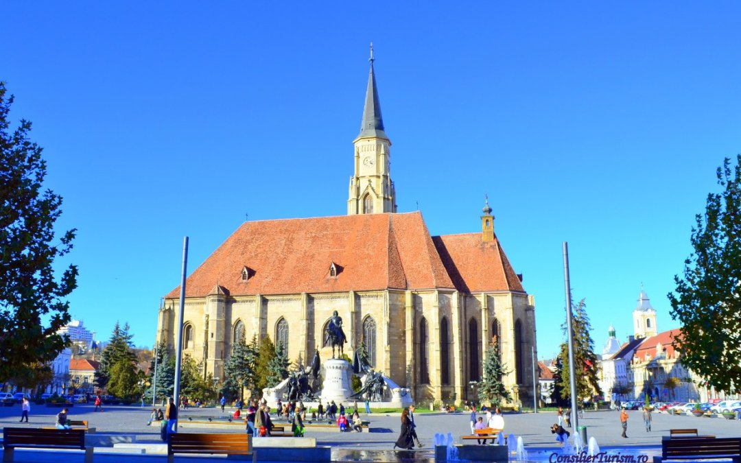 """Ce obiective sa nu ratezi in Cluj-Napoca, orasul din """"inima"""" Transilvaniei care merita vizitat"""