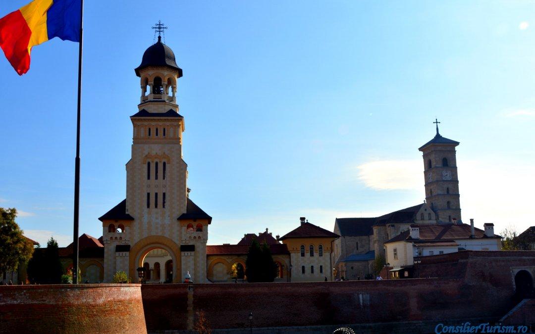 Romania pitoreasca: Alba Carolina, cea mai frumoasa cetate din tara