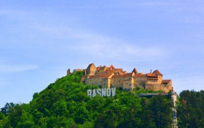 Cetatea Râșnovului are peste 2.000 de ani de istorie și o singură înfrângere