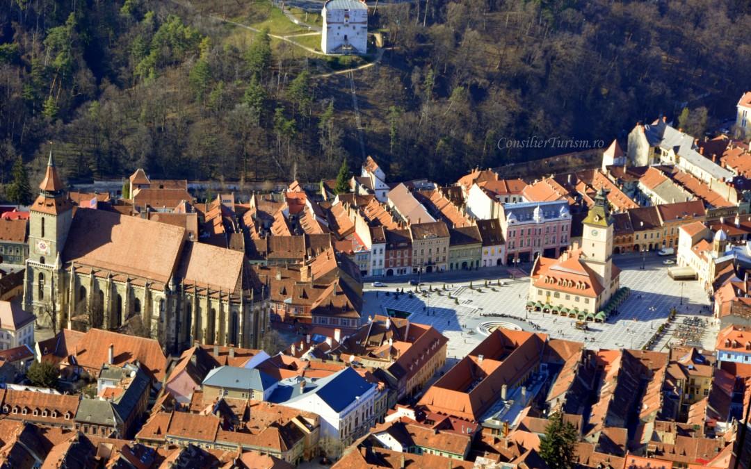Șapte obiective turistice demne de văzut în Brașov
