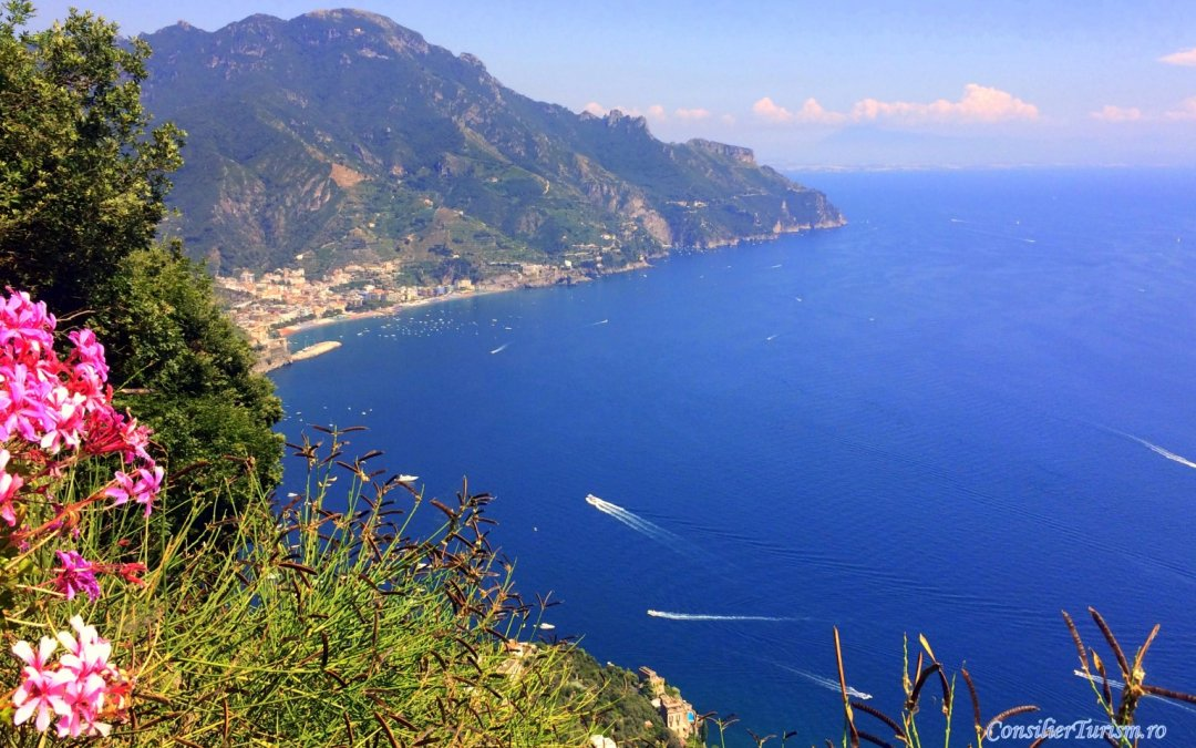 Ravello, orașul care are Coasta Amalfi la picioare