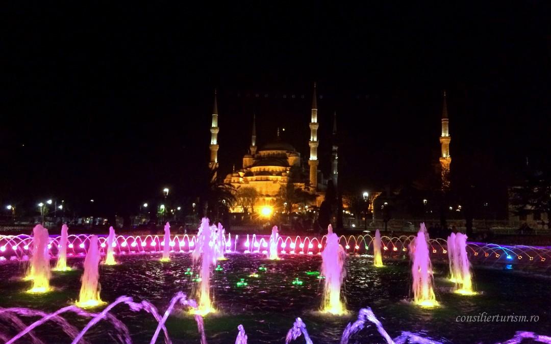 Istanbulul pentru romantici