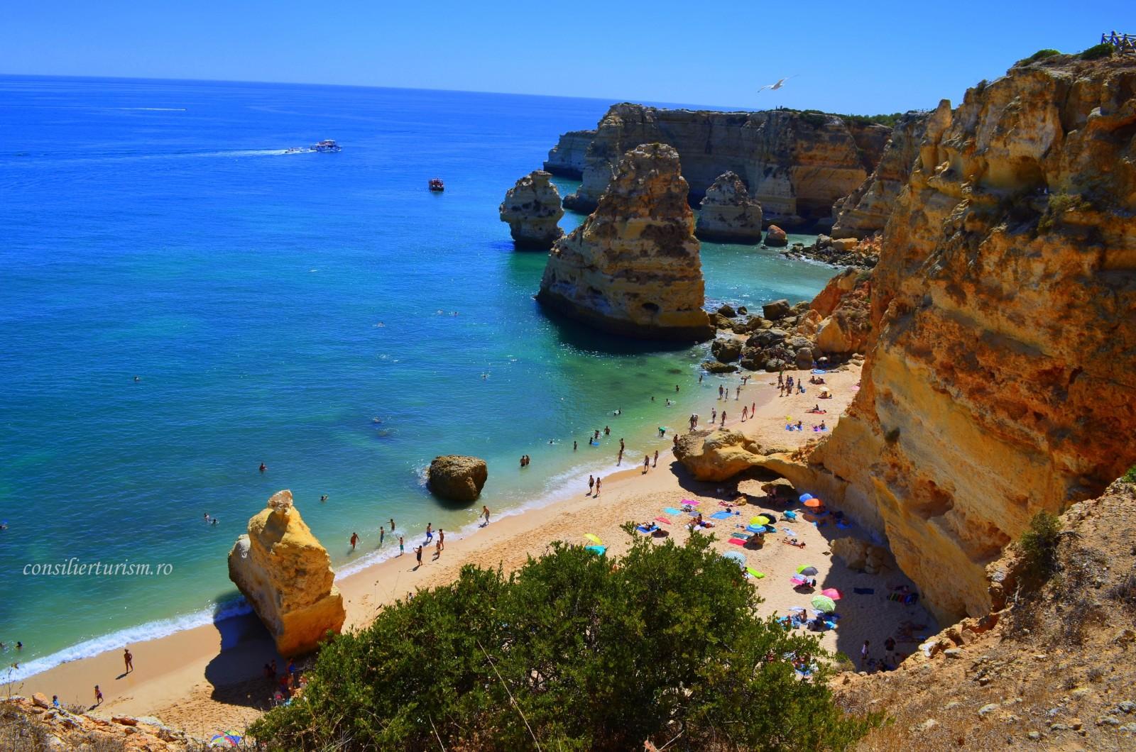 Nouă motive ca să vizitezi Algarve, Portugalia