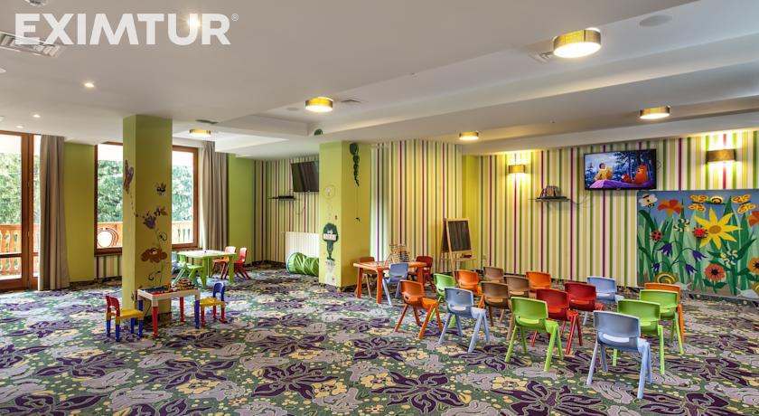 Hohe Rinne Paltinis Hotel&Spa