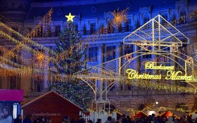 Bucharest Christmas Market 2015. Galerie foto