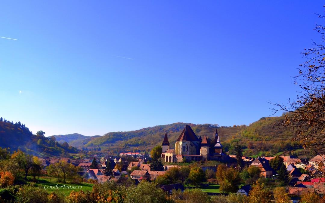 Biertan, unul dintre cele mai frumoase sate medievale din România