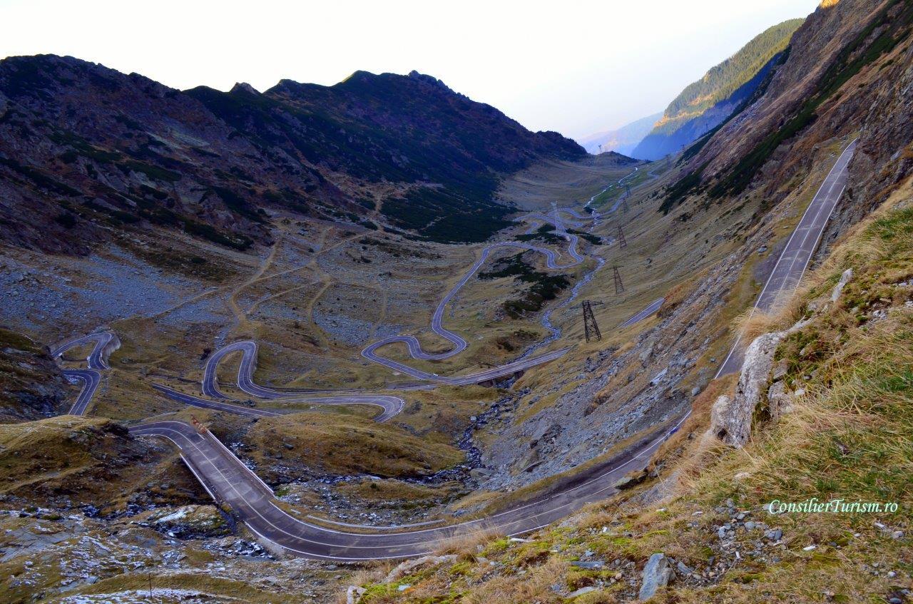 transfagarasan alpine road Romania 3