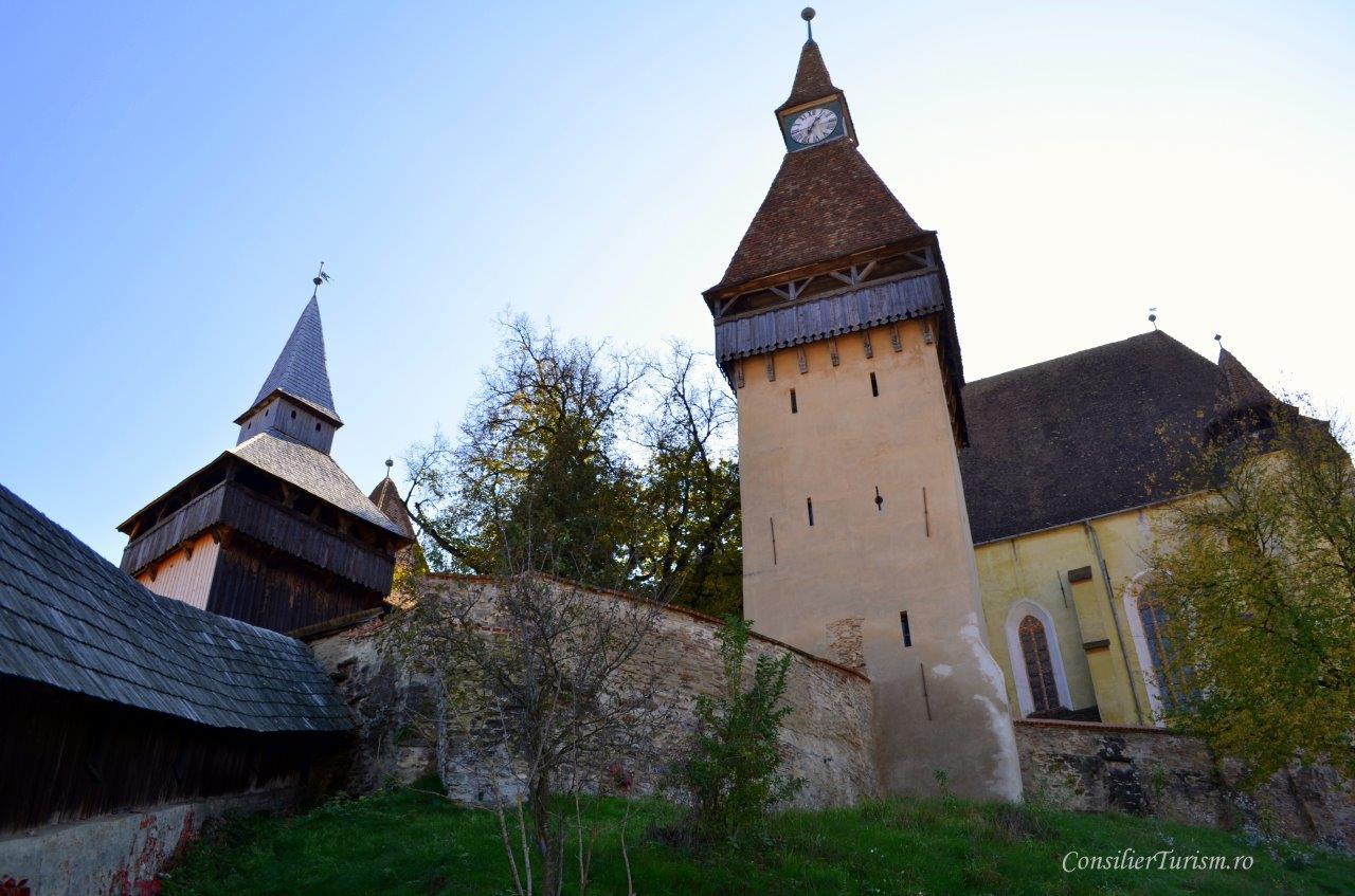 Biertan fortified church UNESCO