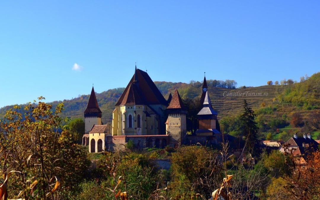 Patrimoniul UNESCO: satele cu biserici fortificate din Transilvania