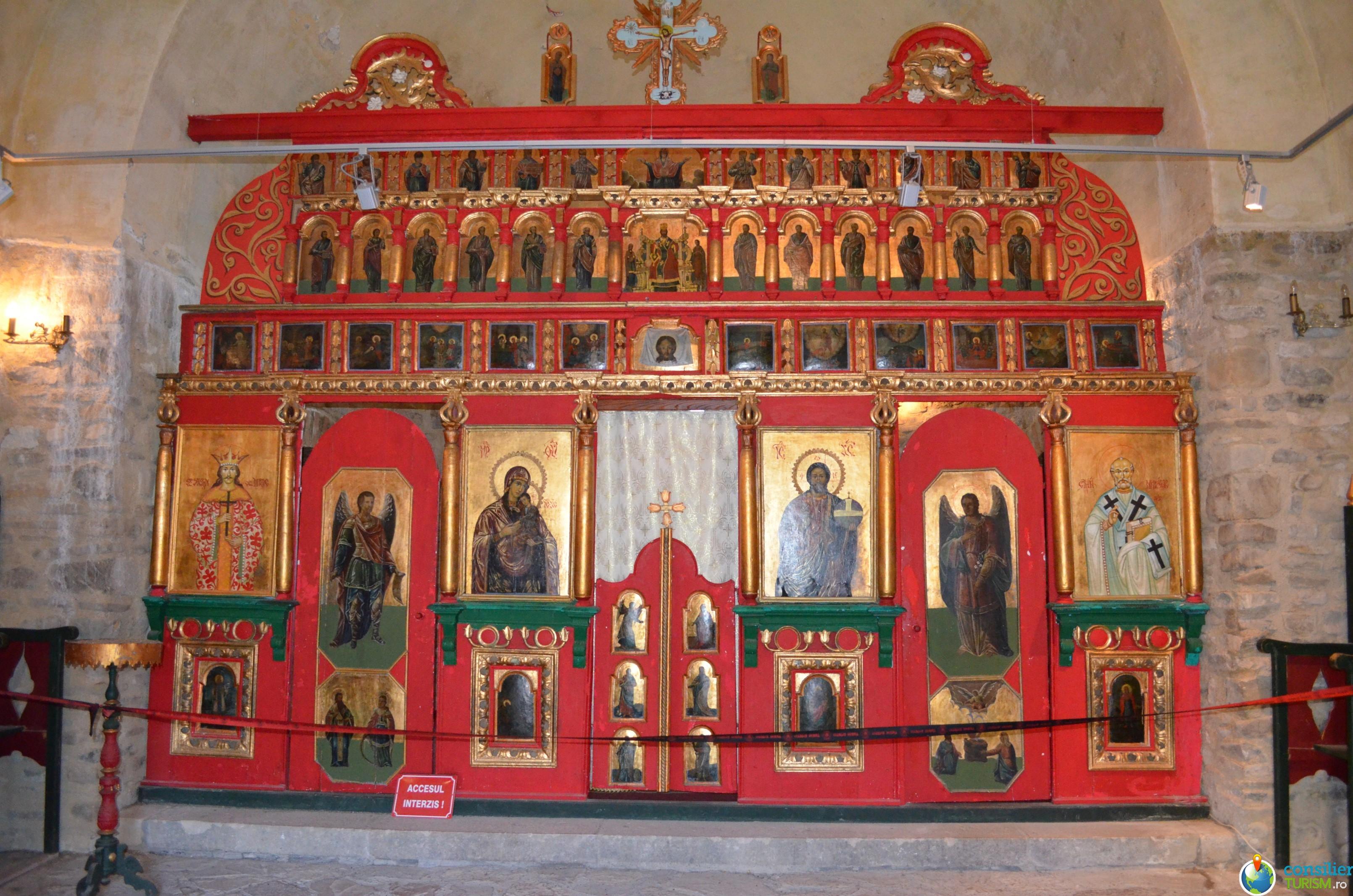Biserica cetatea neamtului