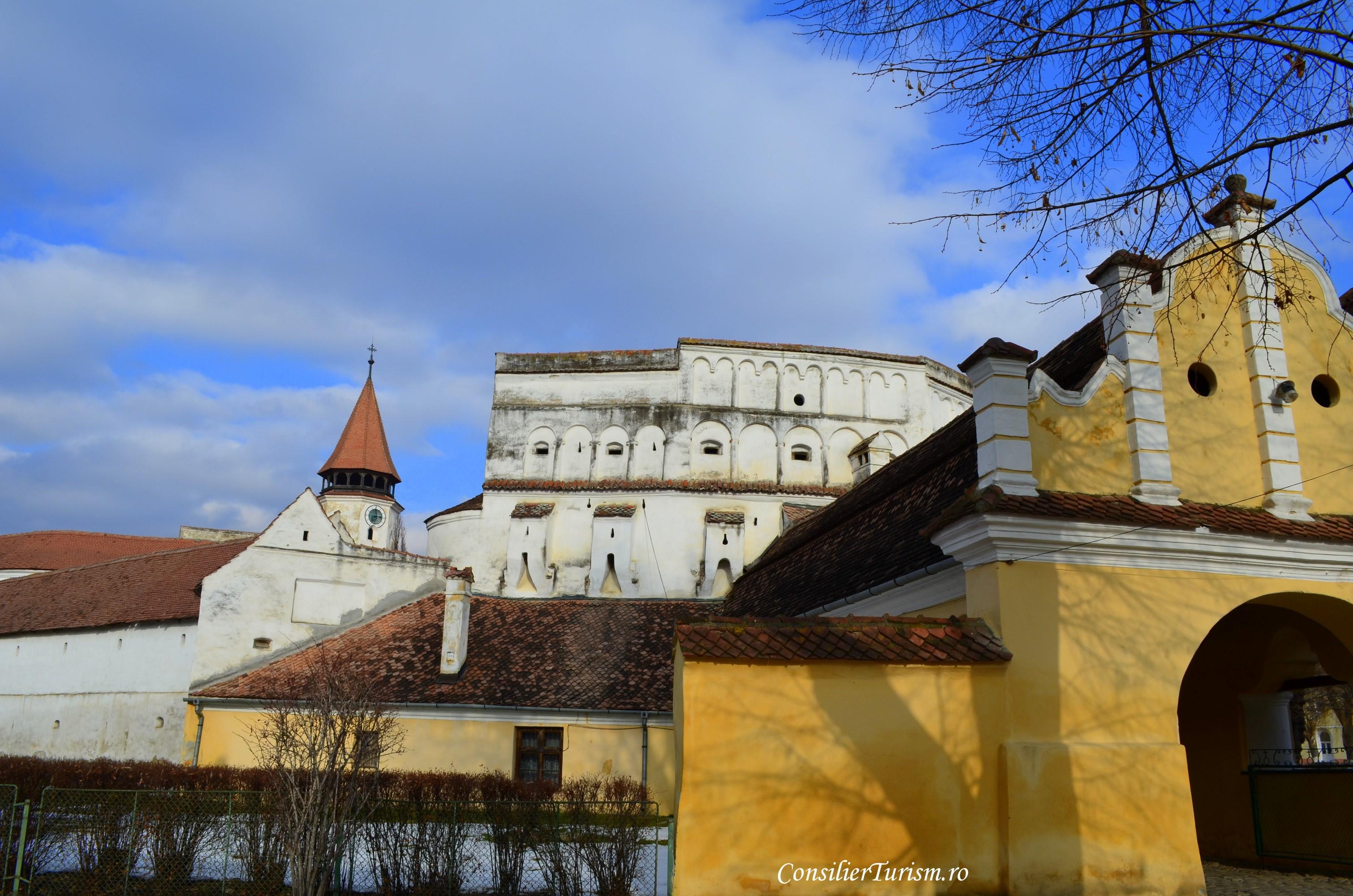 prejmer biserica fortificata UNESCO