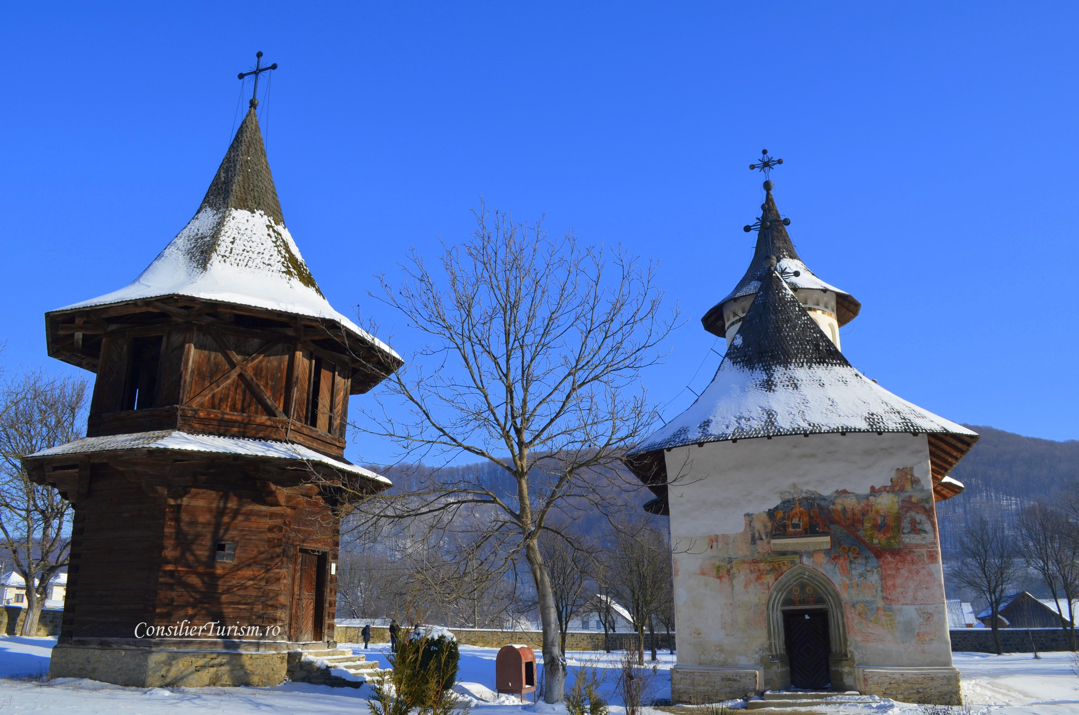 Manastirea patrauti UNESSCO