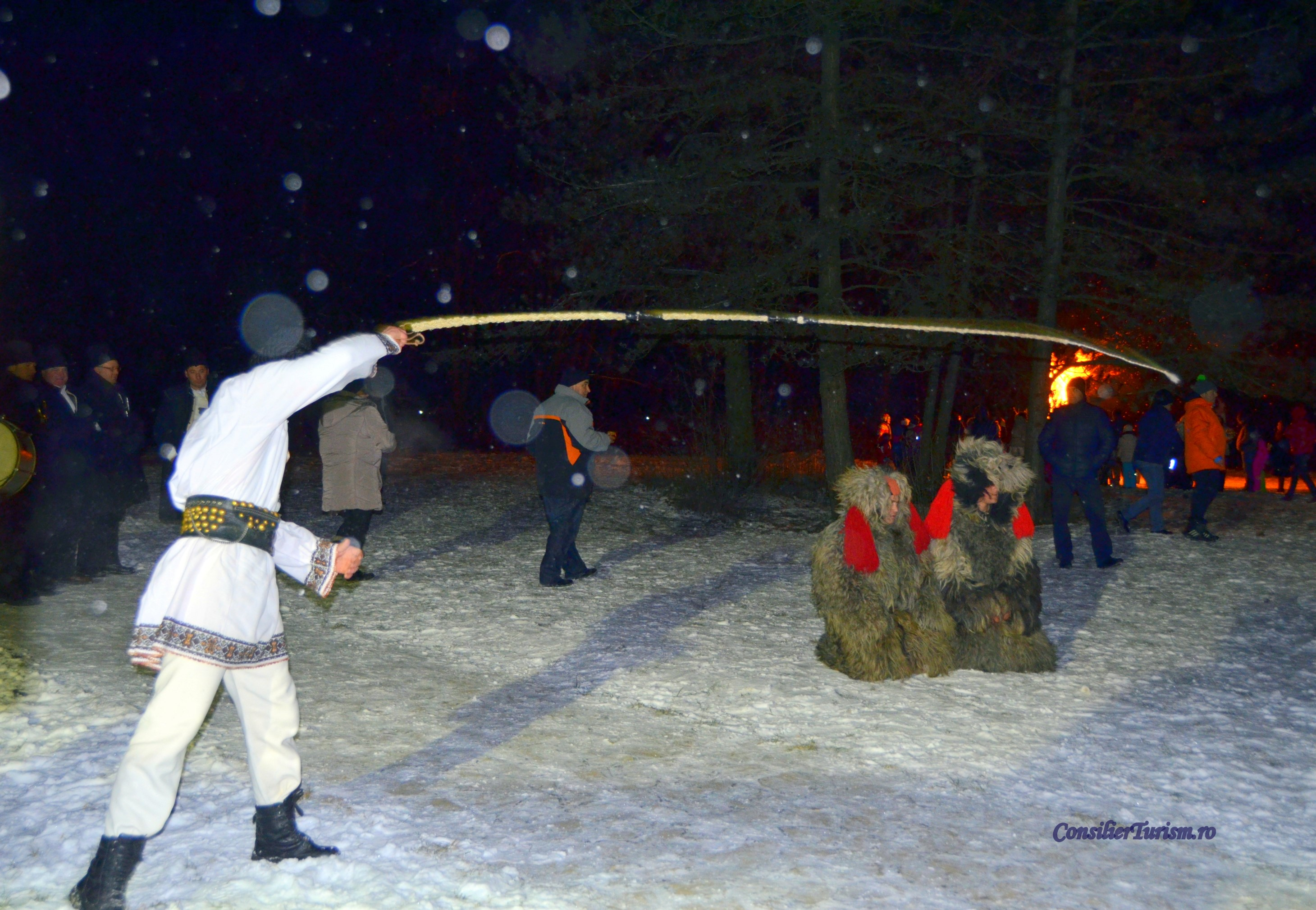 colindatori traditii iarnna bucovina