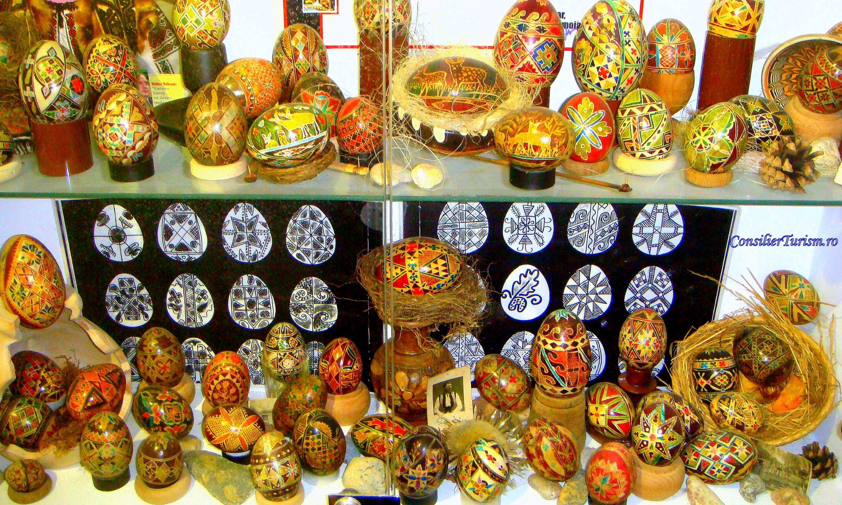 muzeul oului modovita