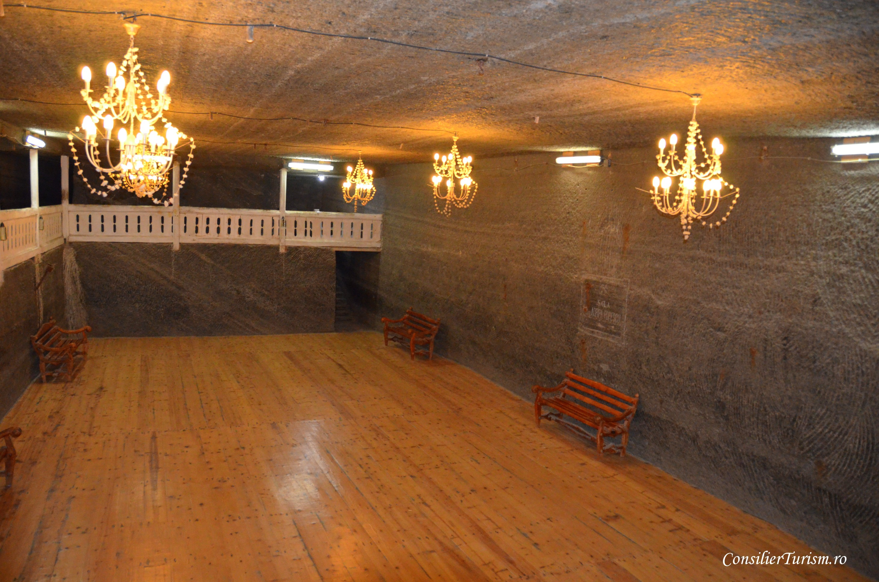 sala de bal Cacica