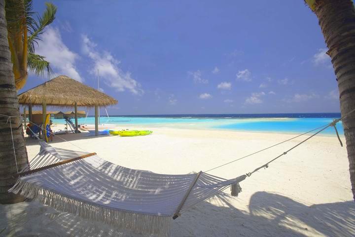 mldive exotic beach