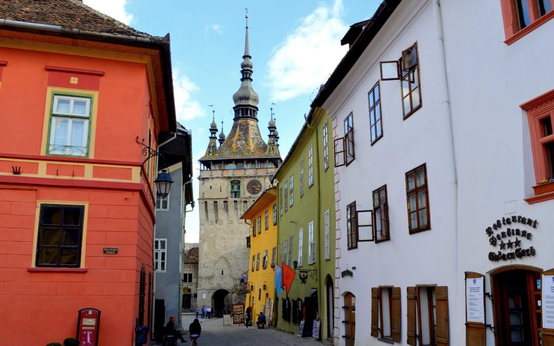 Cele mai romantice orașe din România