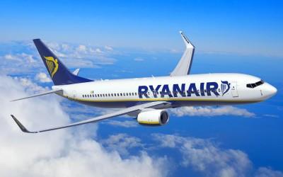 RYANAIR: tarife reduse cu 30% pentru zboruri din octombrie și noiembrie