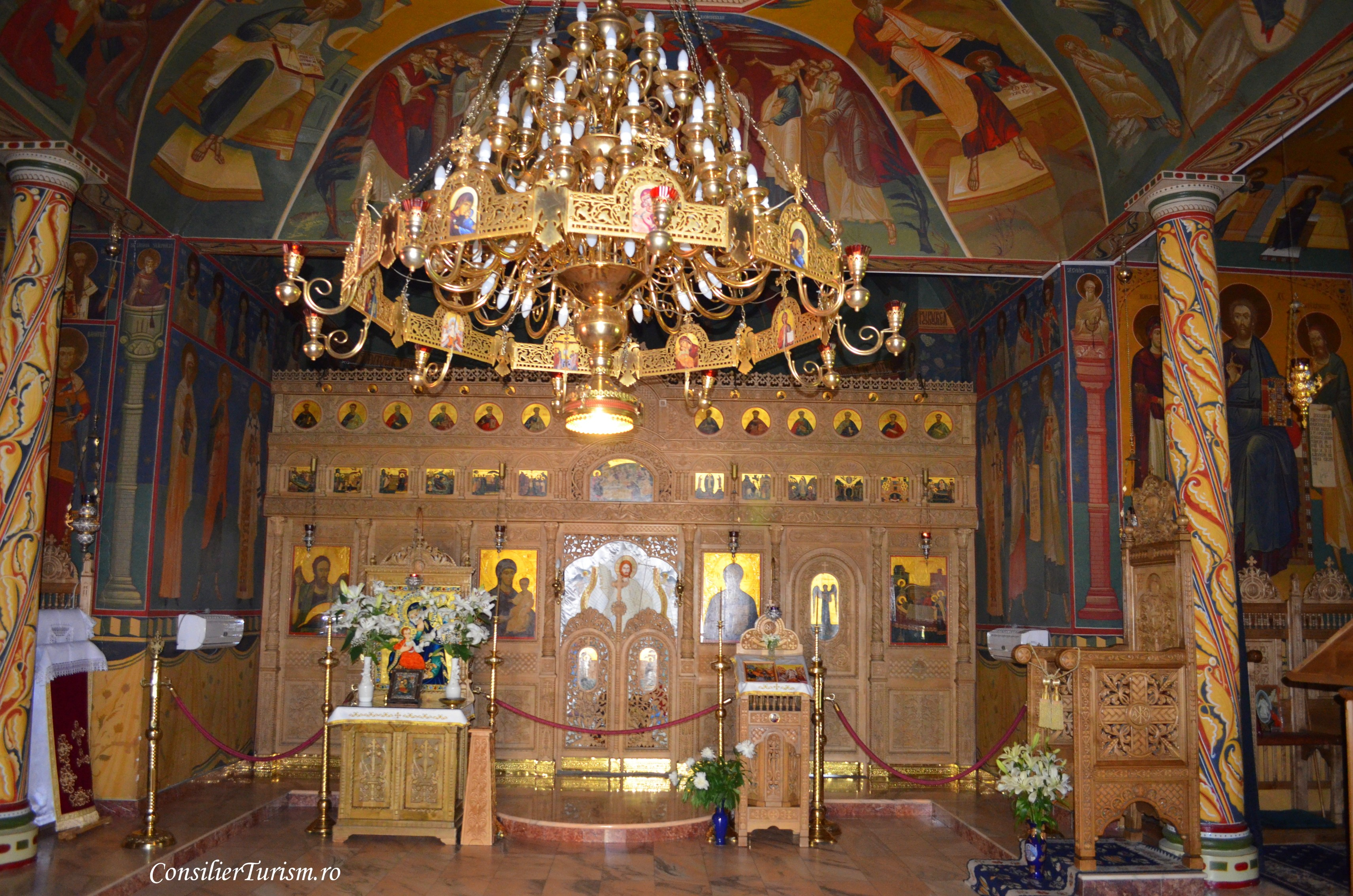 Sf Ana manastire