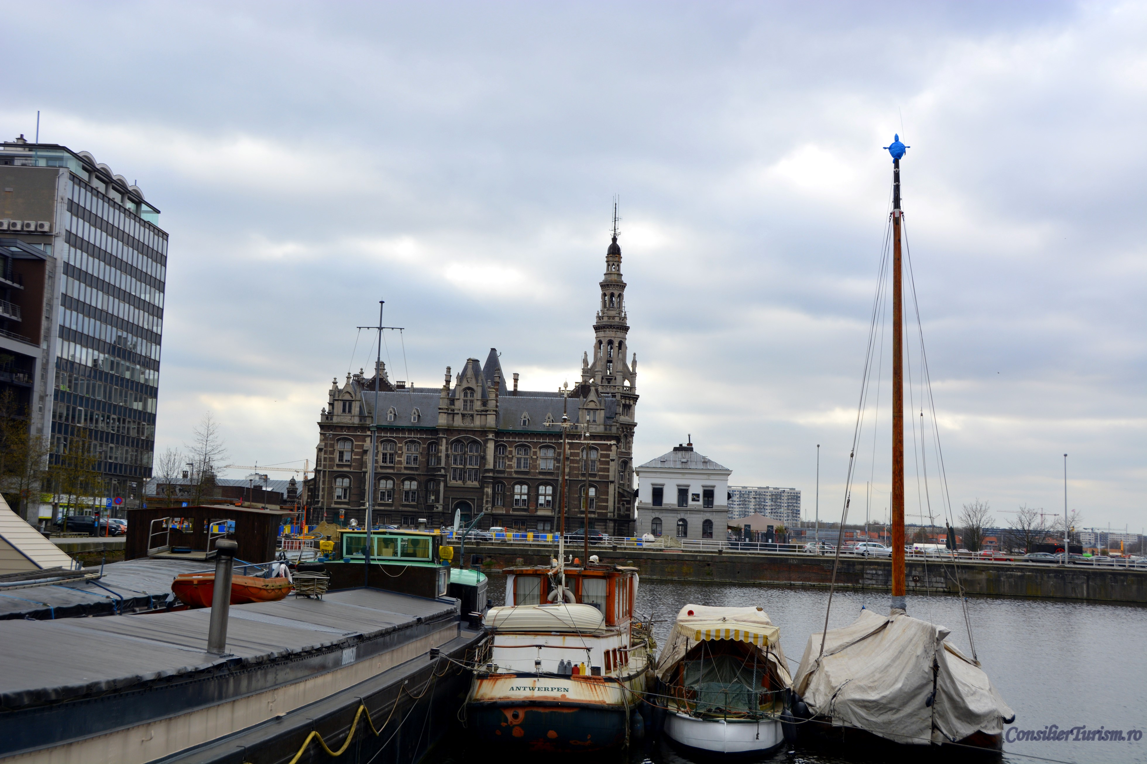 anvers port
