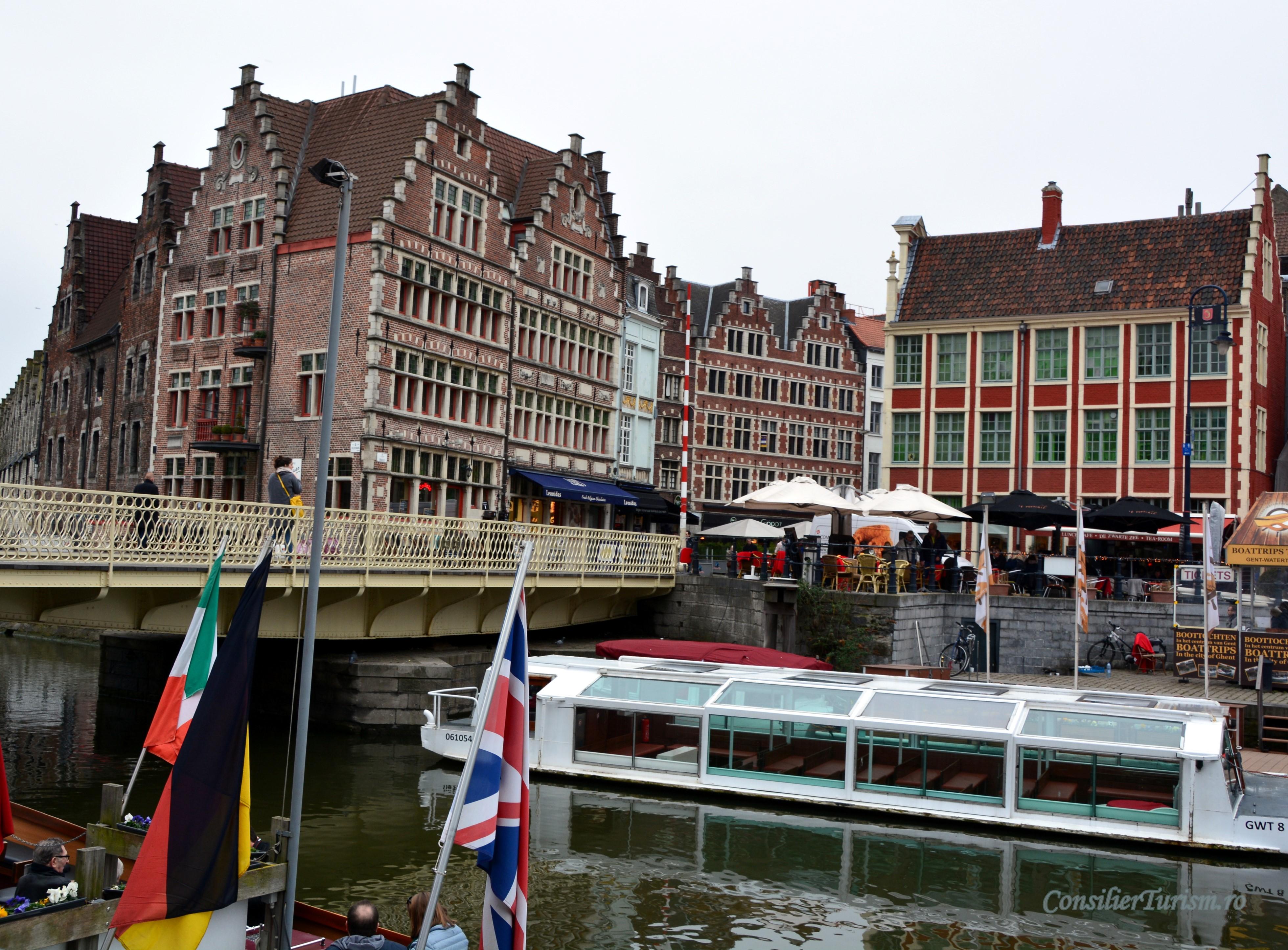 corner gent Belgium