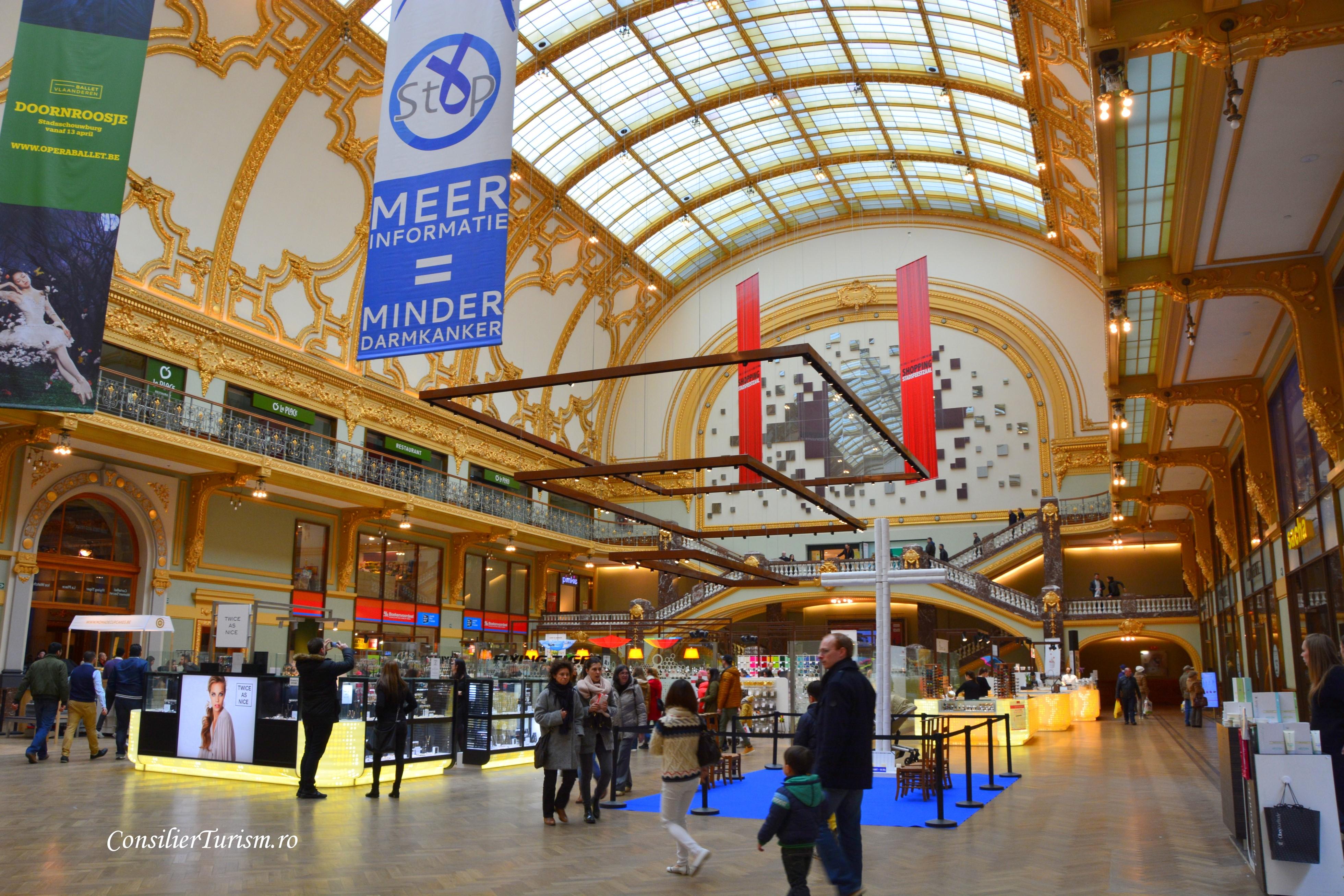 galerie shopping Anvers