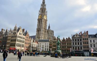 Anvers, orașul diamantelor cu multe carate
