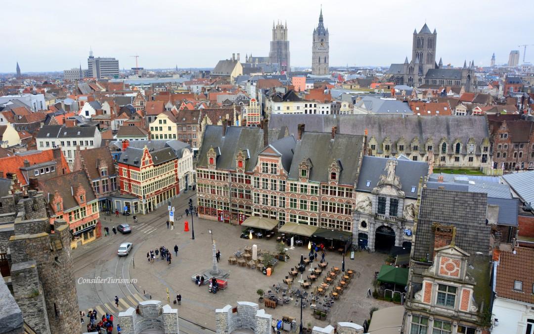 Gent, bijuteria ascunsă a Flandrei