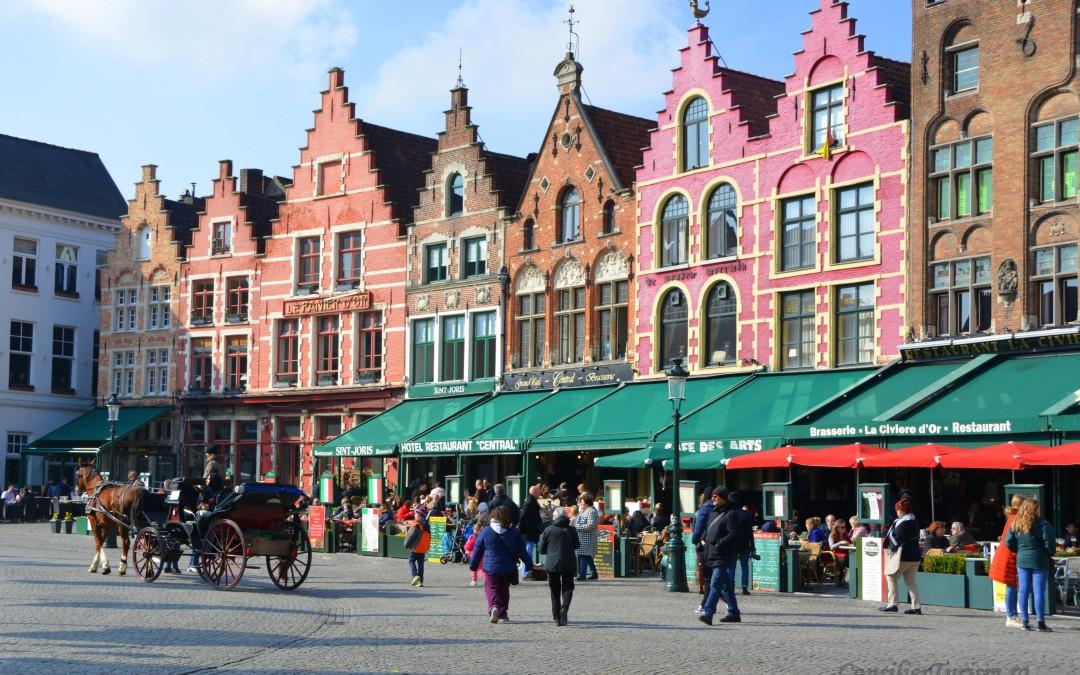 O zi în Bruges, cel mai frumos oraș din Belgia