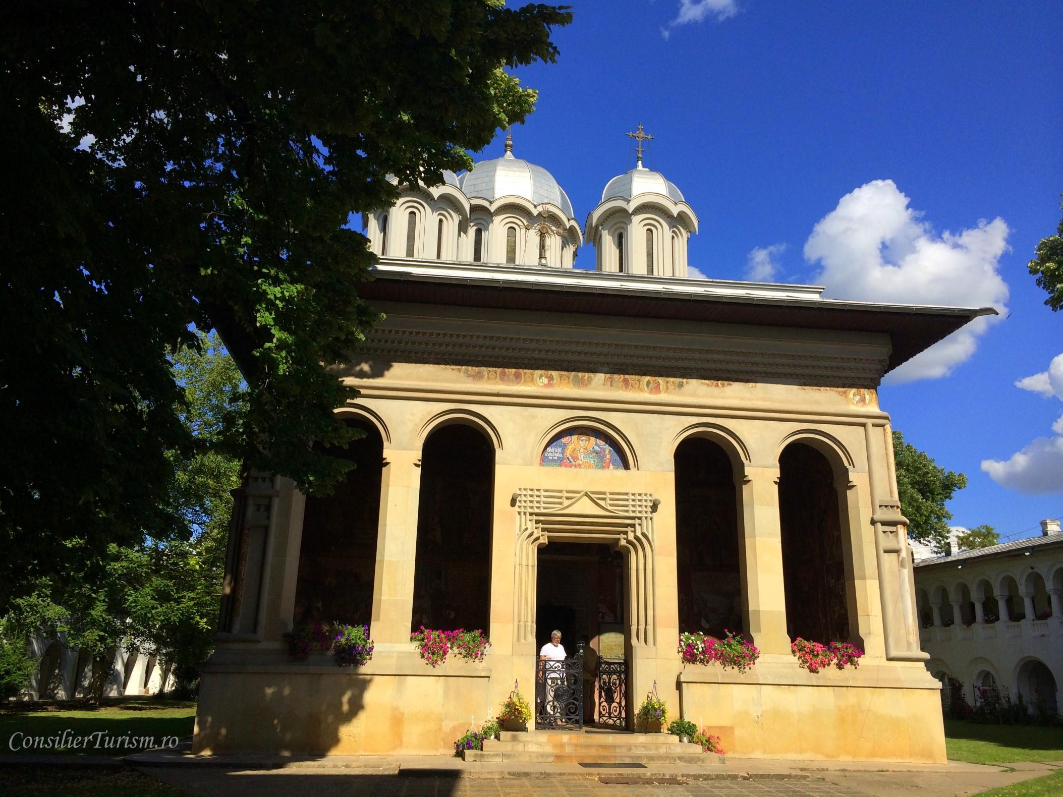 caldarusani manastire
