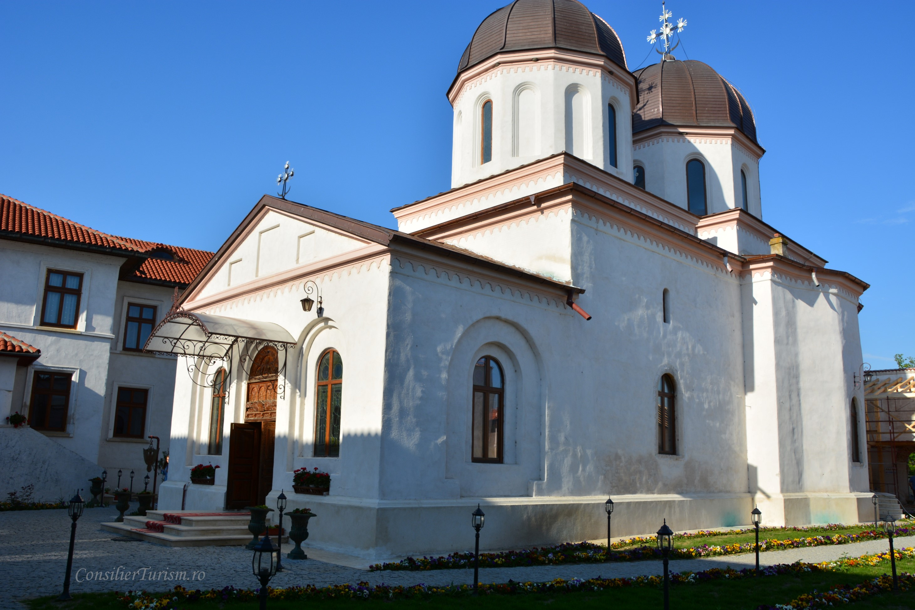 comana manastire