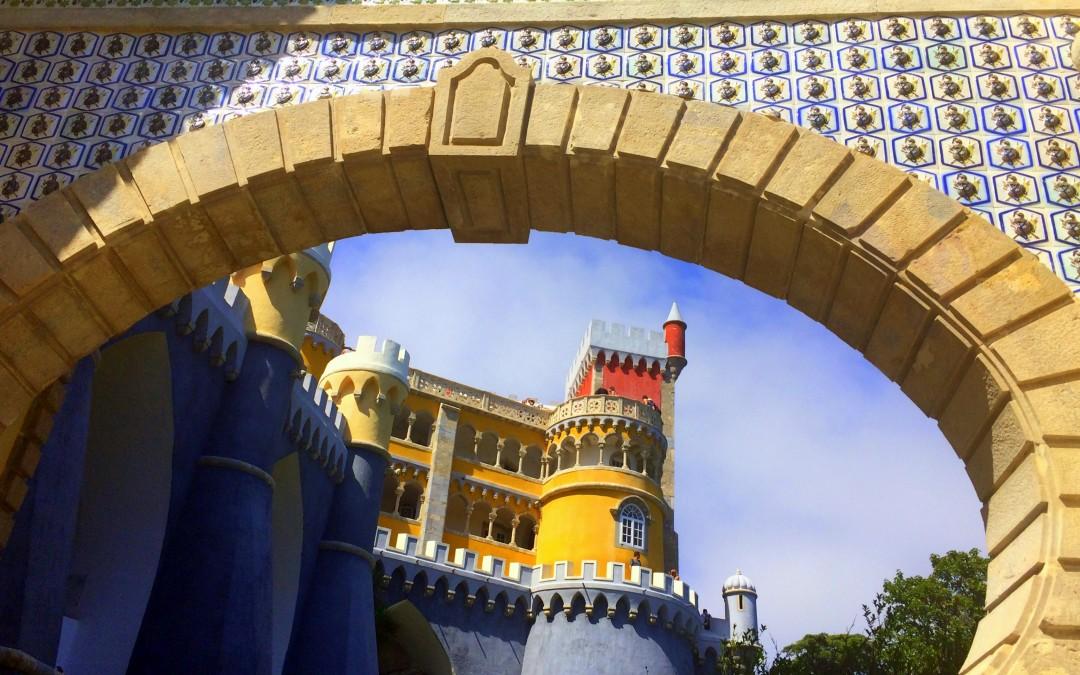 Sintra, orașul regilor și al palatelor