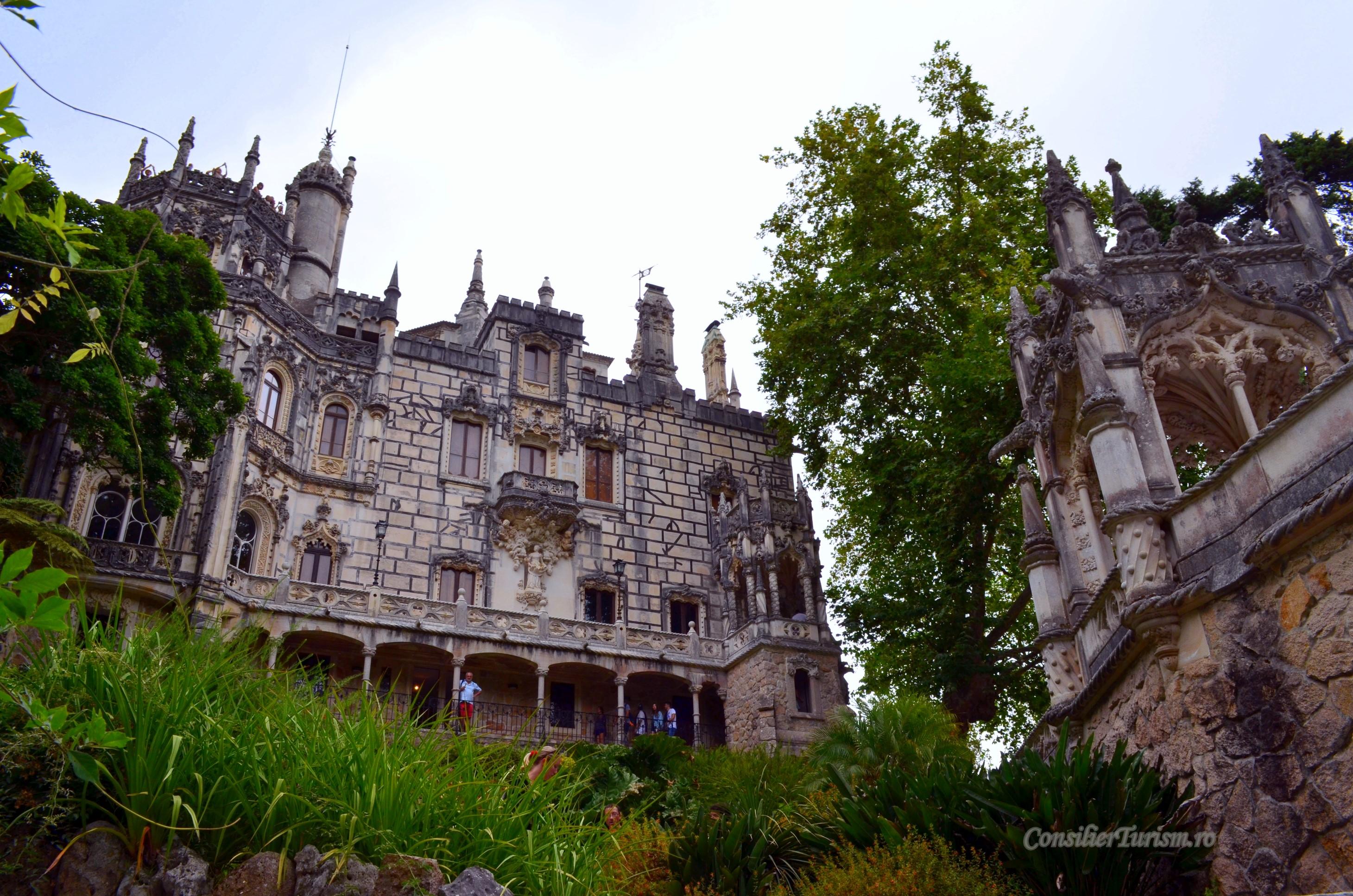 quinta da regaleira Sintra portugalia