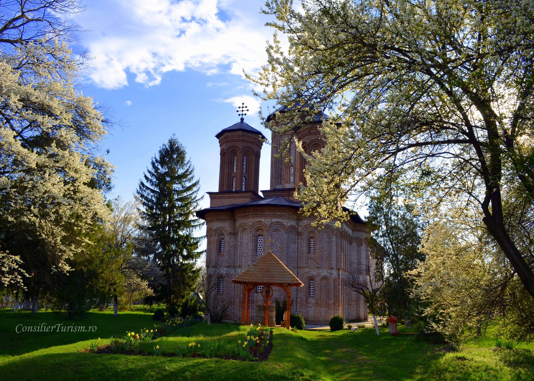 snagov manastire