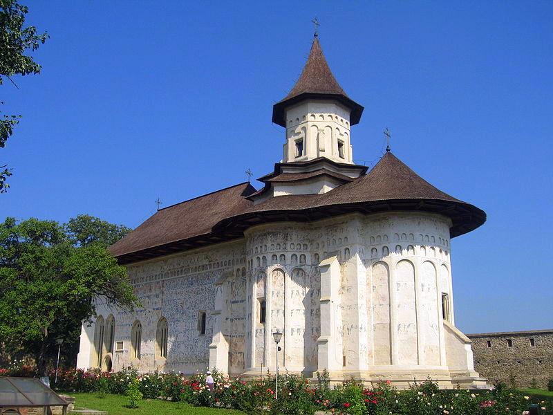 Manastirea Probota UNESCO