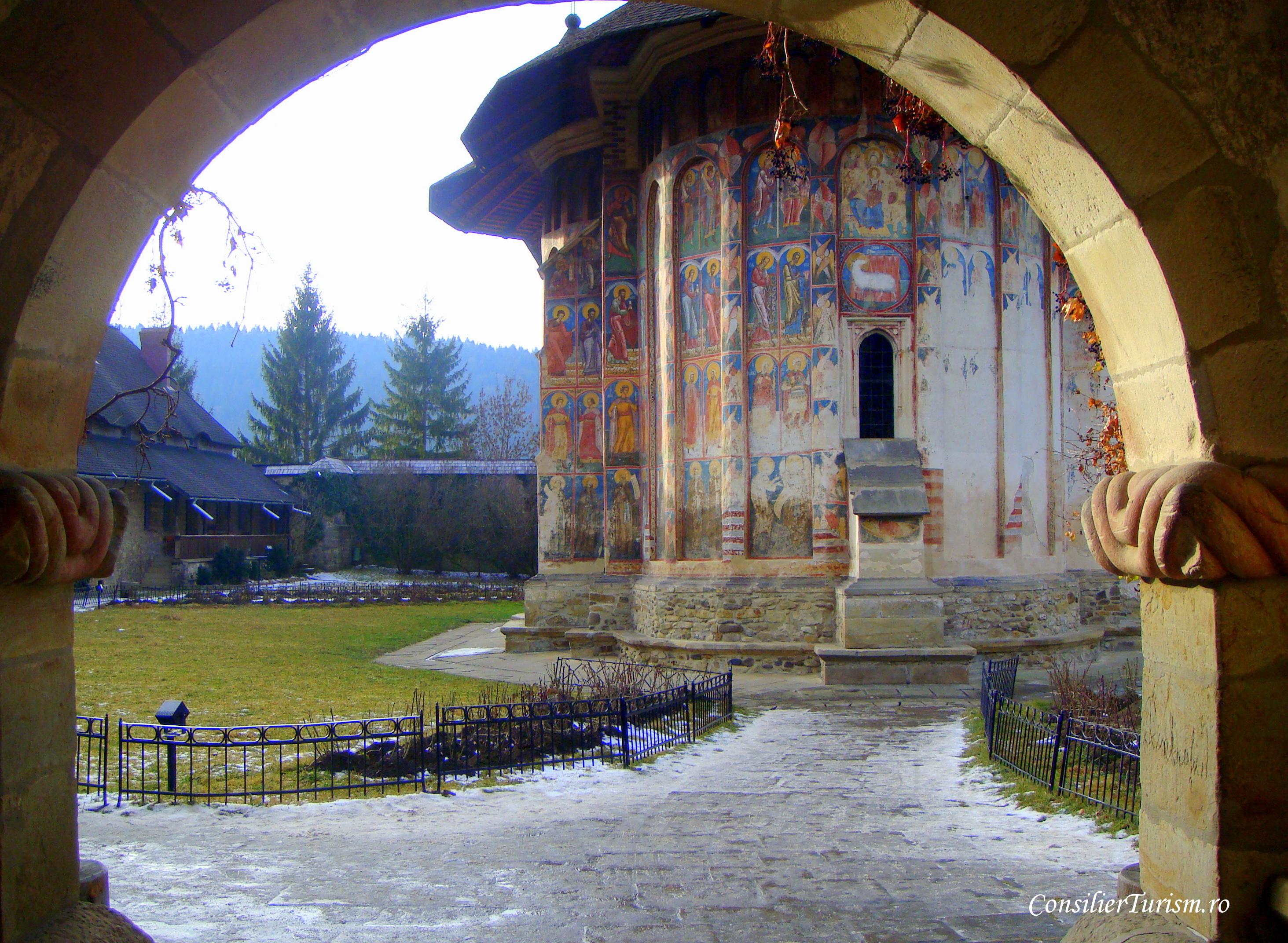 Moldovita manastire UNESCO
