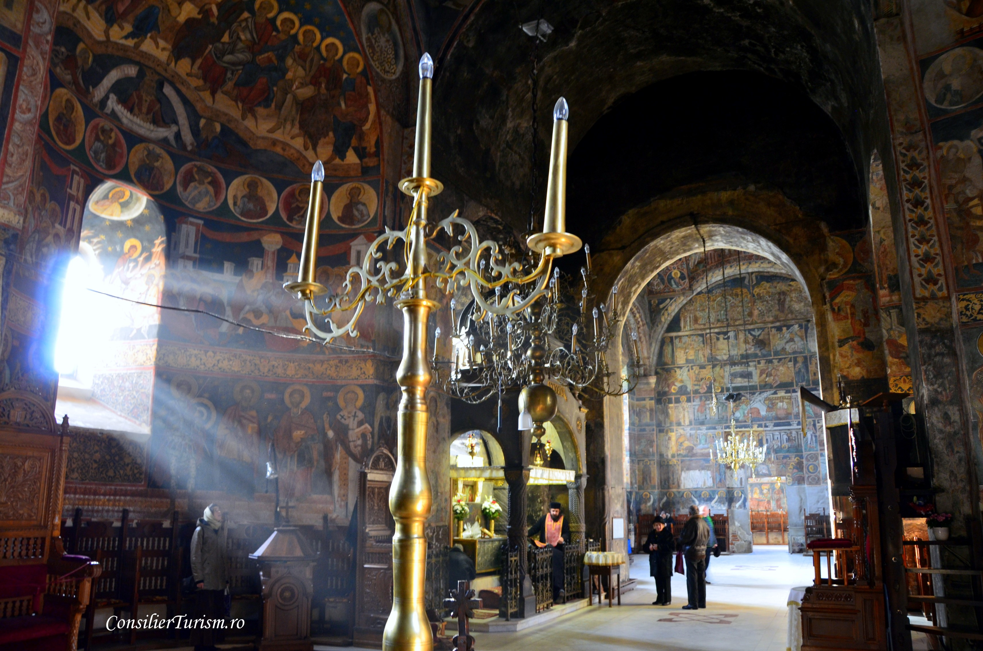 Sf Ioan cel nou Suceava UNESCO