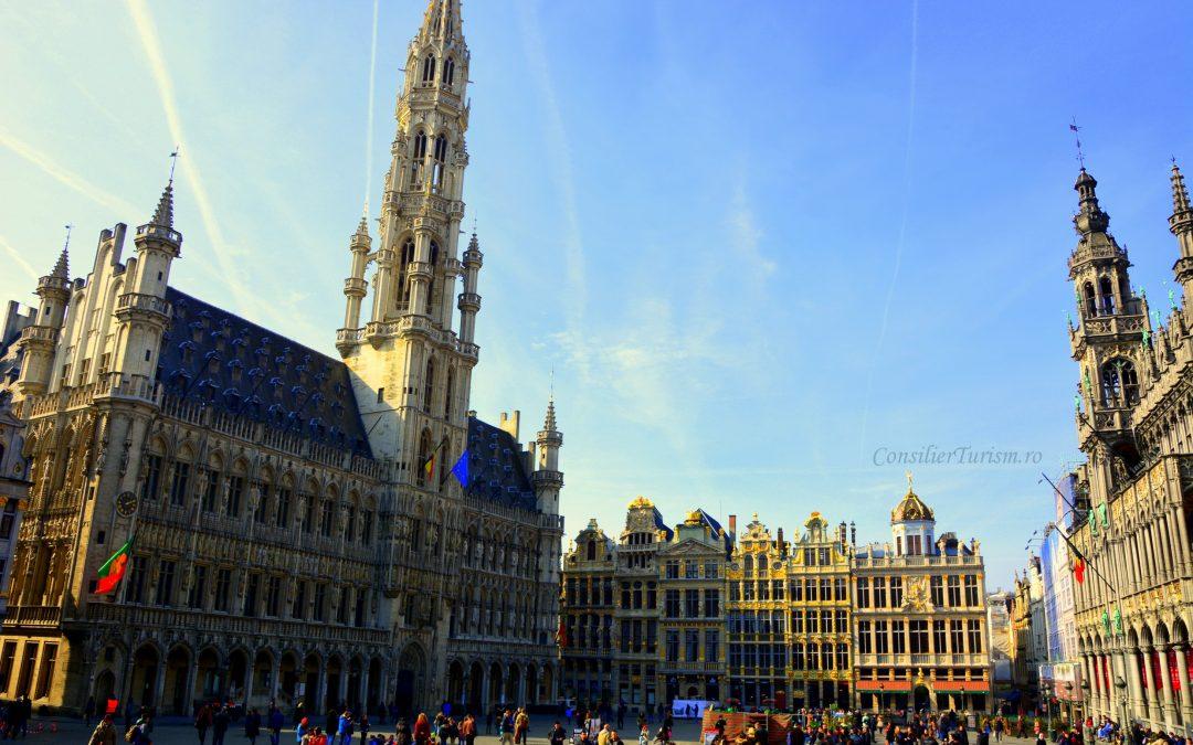 Bruxelles de văzut, făcut și plăcut. Obiective turistice de neocolit