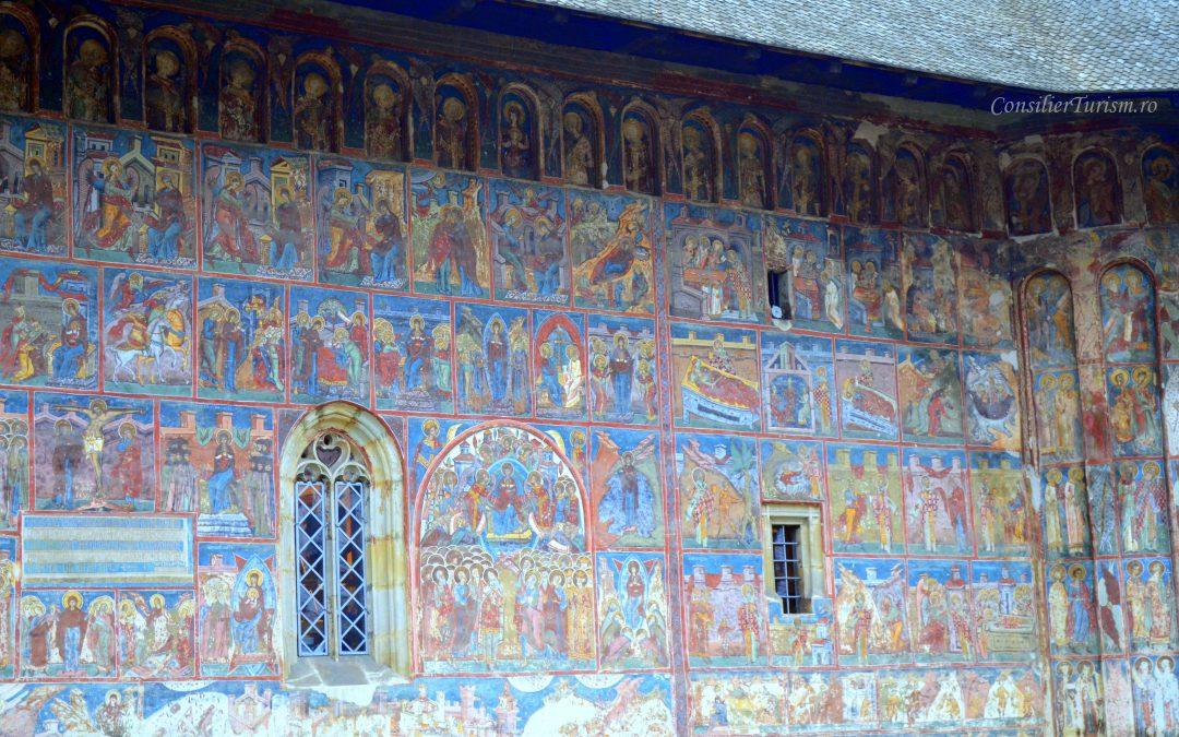 Bisericile pictate din Bucovina incluse în patrimoniul UNESCO