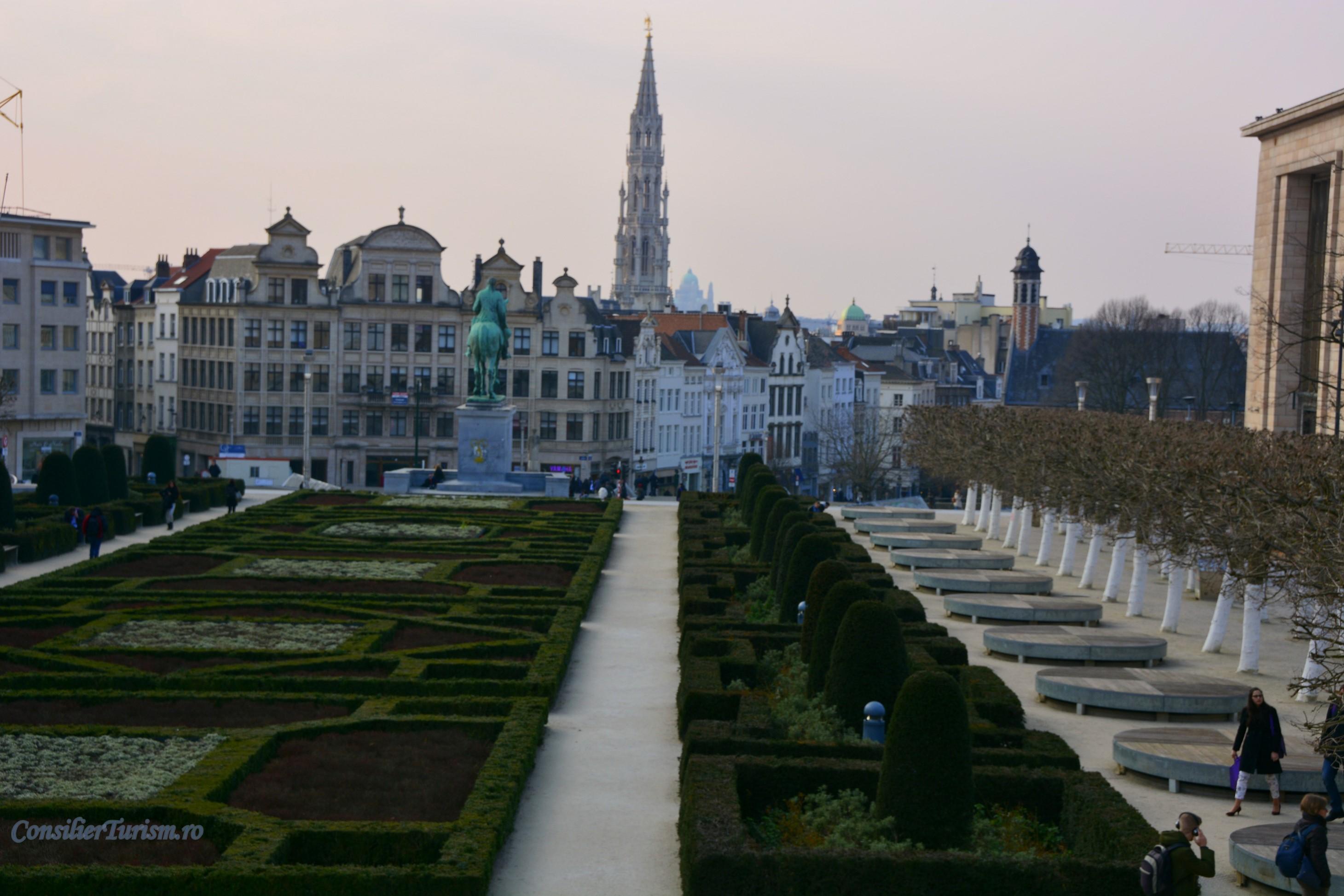 gradini regale Bruxelles