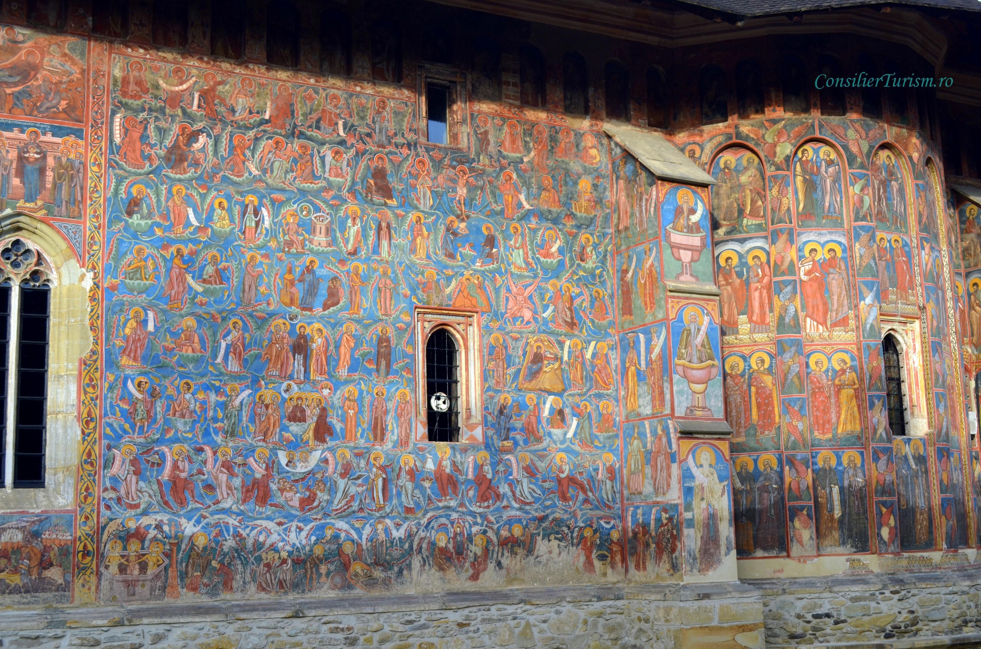 Manastirea Moldovita Unesco