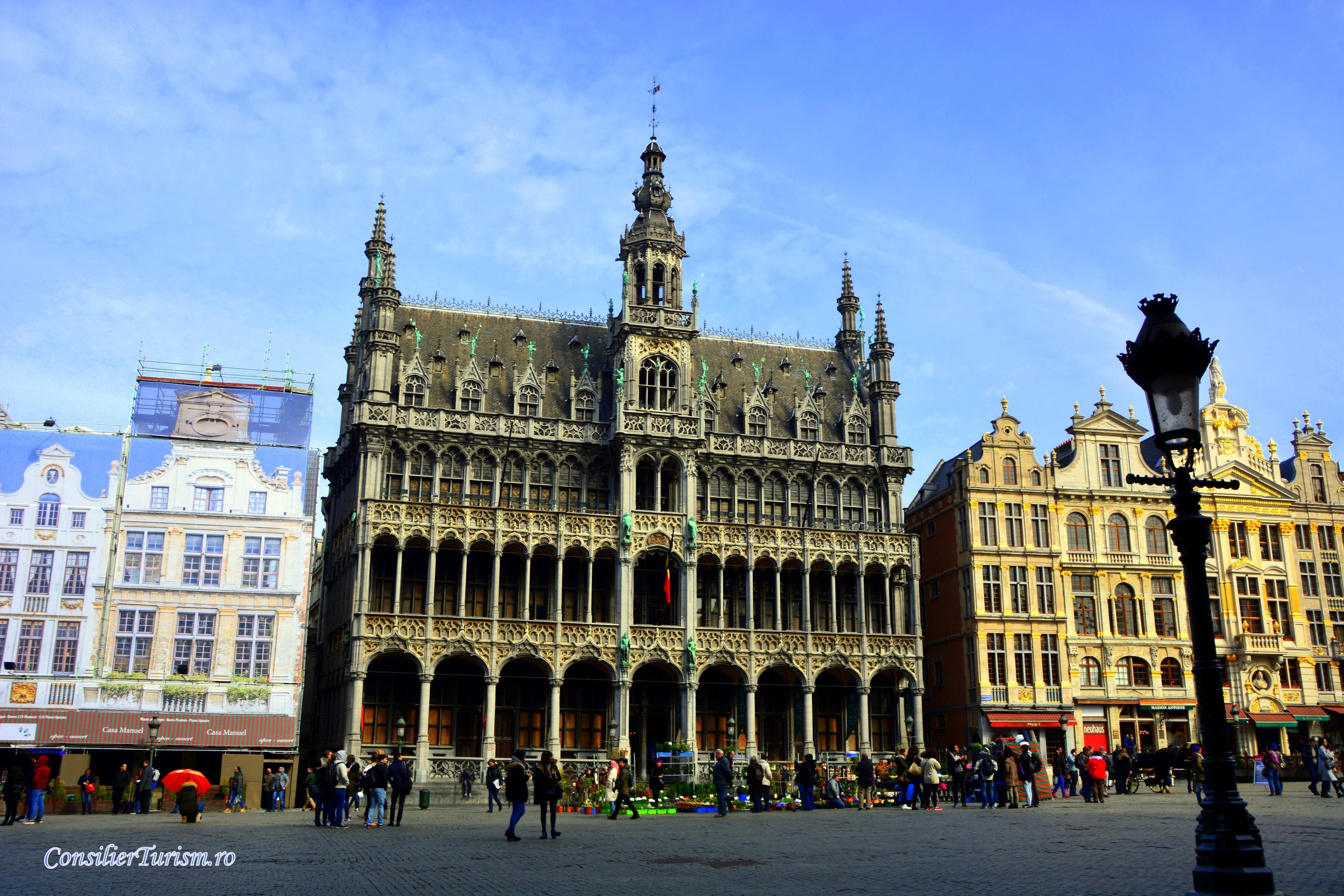 muzeul orasului bruxelles