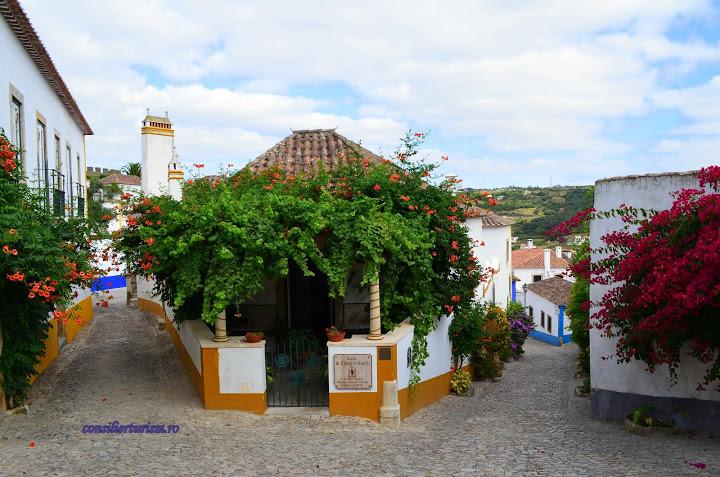 obidos portugalia