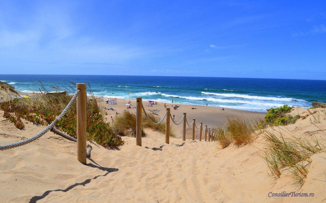 Top 10 cele mai frumoase plaje din Portugalia