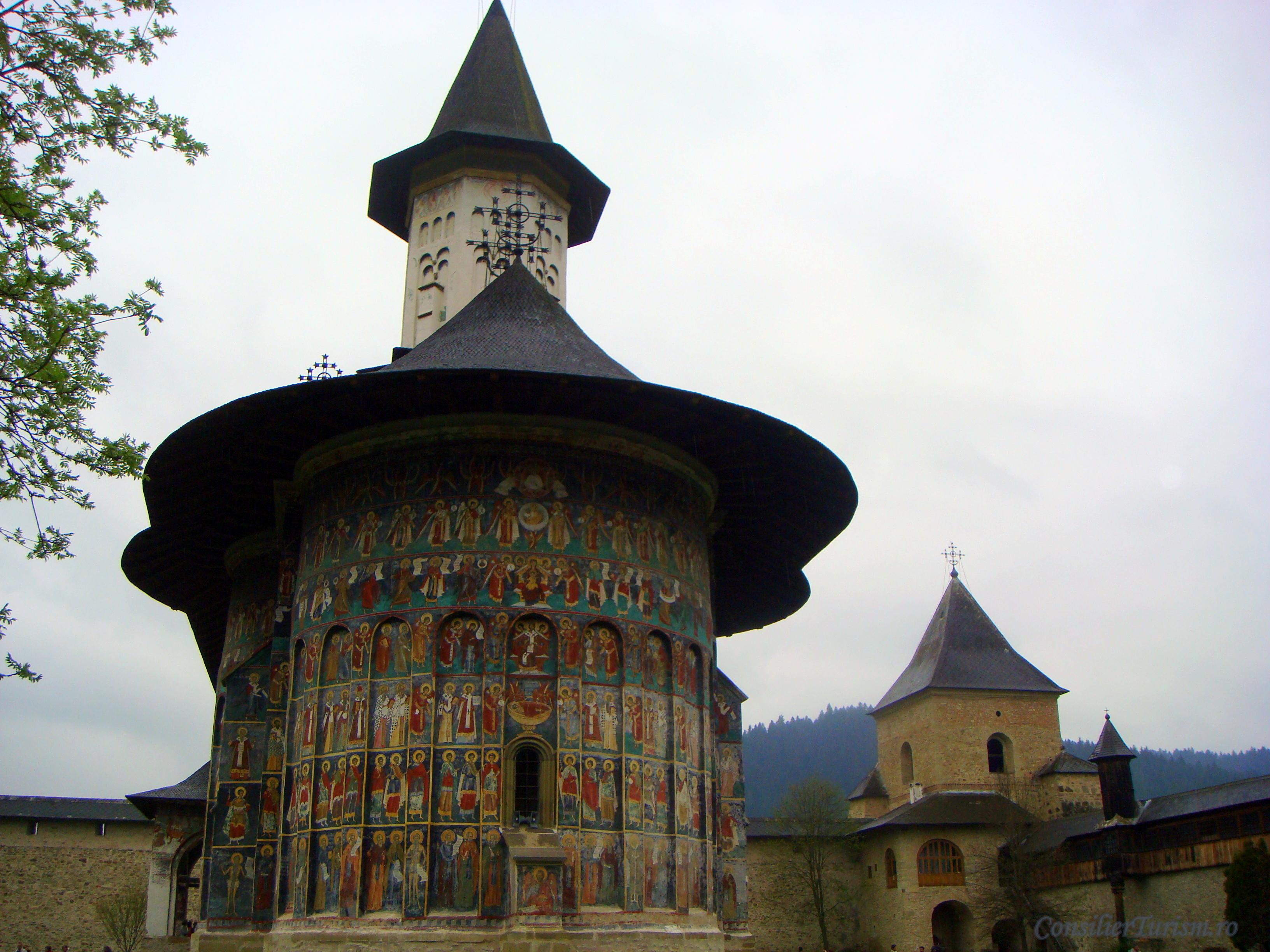 sucevita manastire
