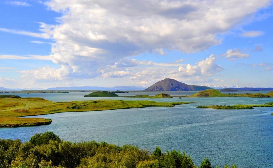 Myvatin islanda