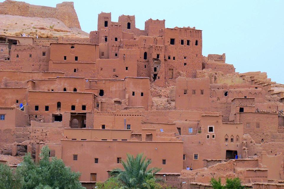 ait-benhaddou maroc