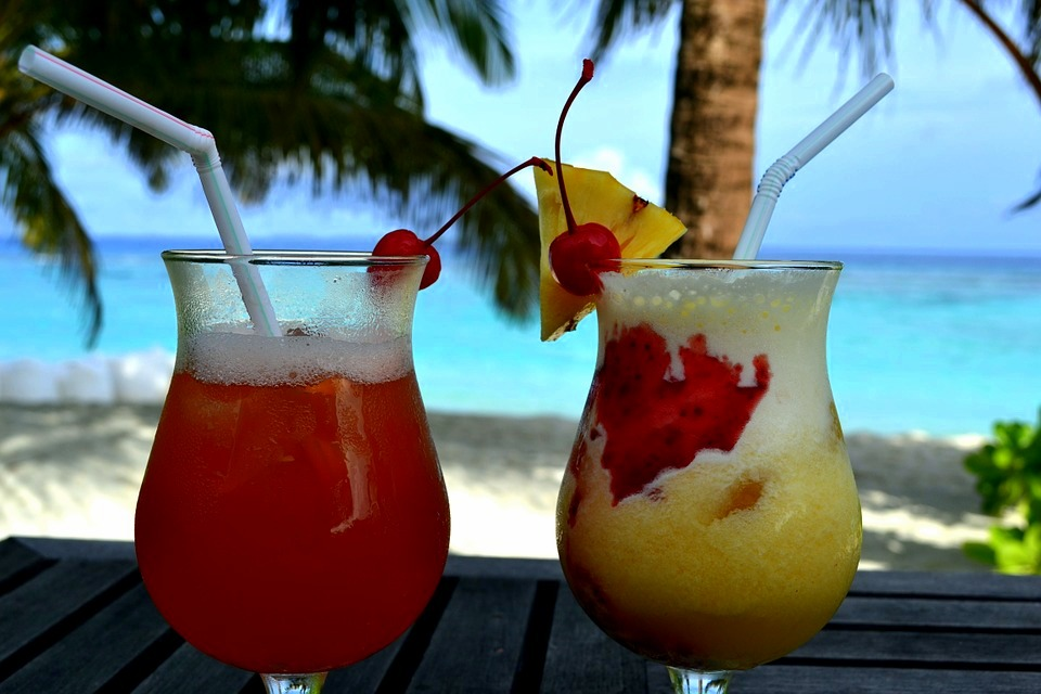 cocktail maldive