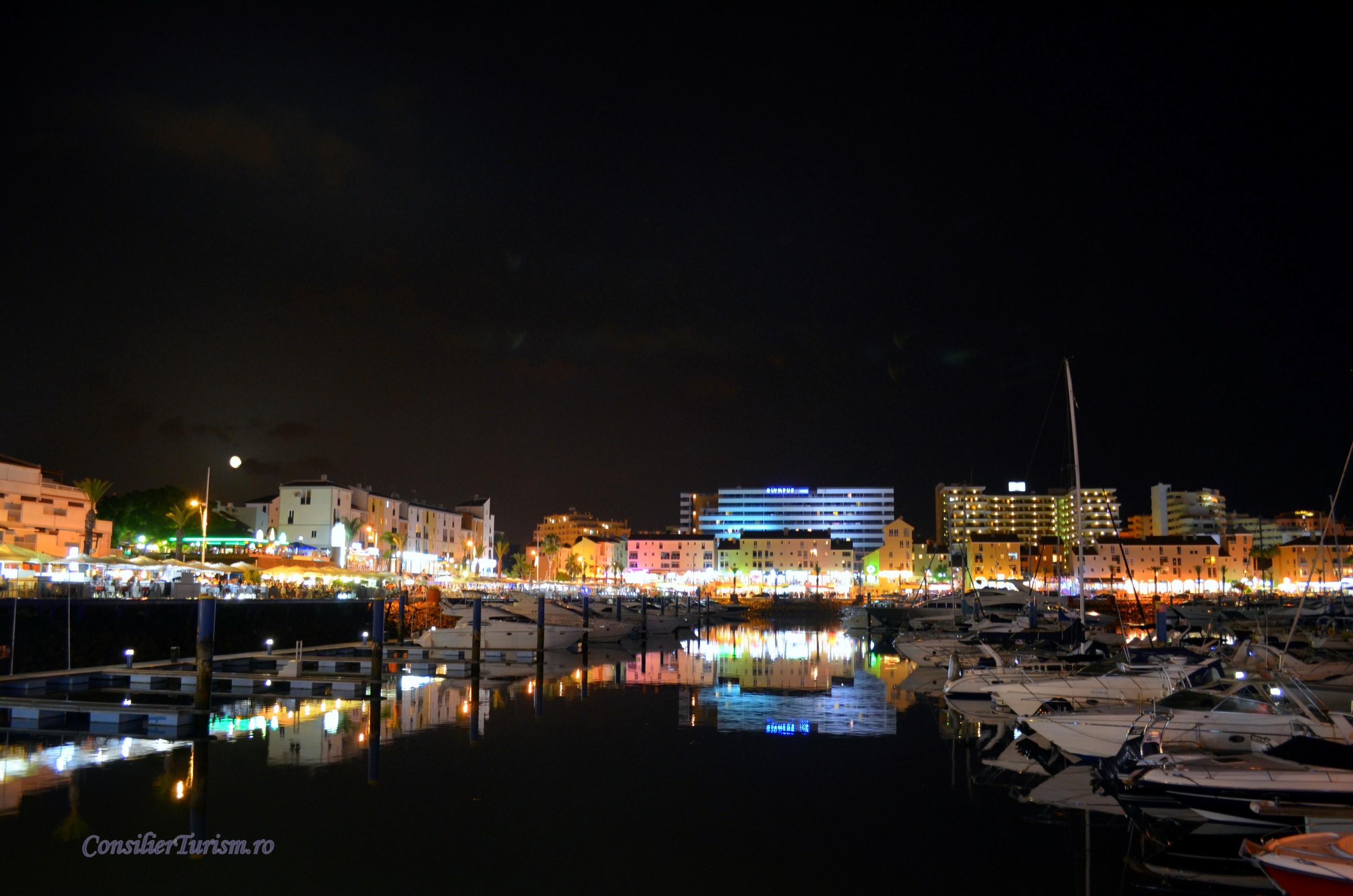 port vilamoura portugalia